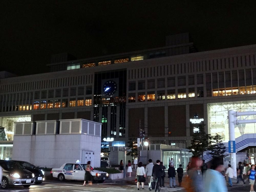 JR札幌車站及周邊–血拚地圖完全攻略