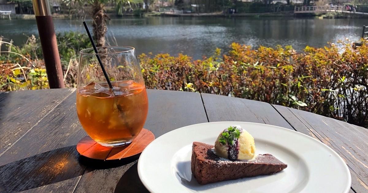 由布院金鱗湖畔–優雅義式午餐café la ruche