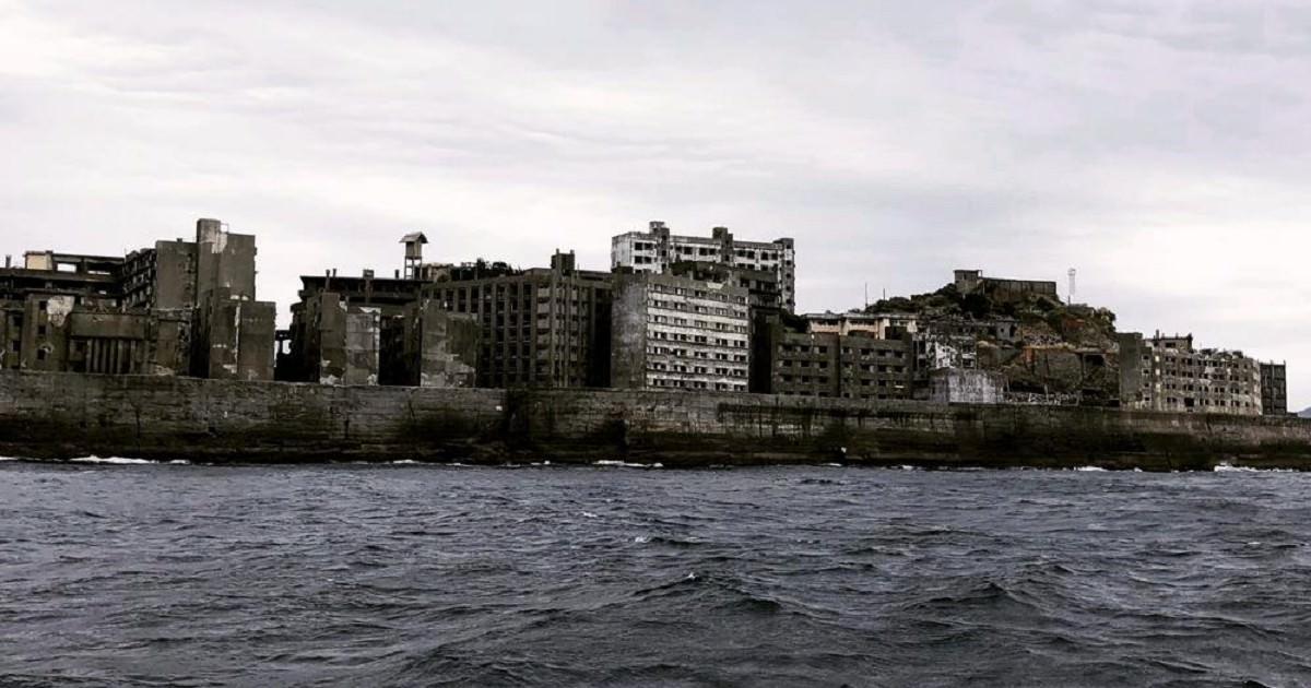 人品決定一切–只可近看不可褻玩的世界遺產軍艦島