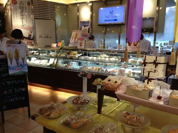 函館食記–甜點拉麵地圖攻略大進擊