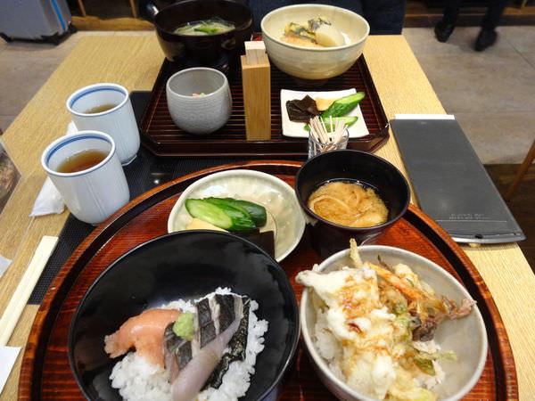 京都車站–一流料亭名店casual版「はしたて」好吃推薦