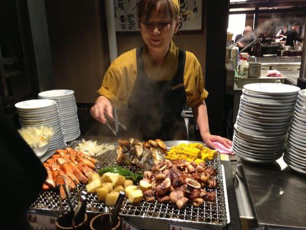 日本第一的飯店早餐–La Vista函館早餐篇