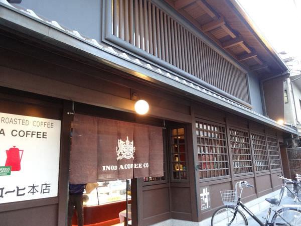 跌入復古風華–京都三条通建築輕鬆散策