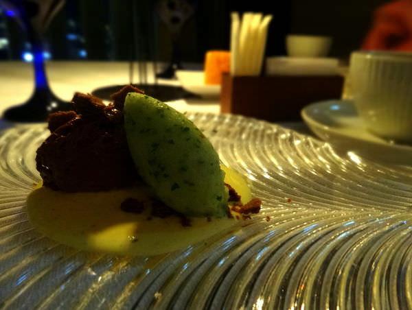 小小奢華–神戶Oriental Hotel頂樓餐廳Main dining晚間套餐