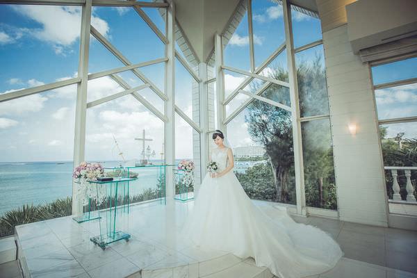 沖繩婚禮in克拉薇塔教堂–準備流程完整版part II