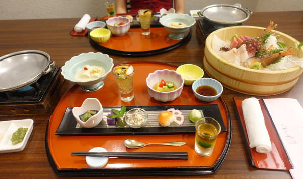 無可挑剔的溫泉旅館–日光 奥の院 ほてるとく川(奥之院德川)早晚餐食篇