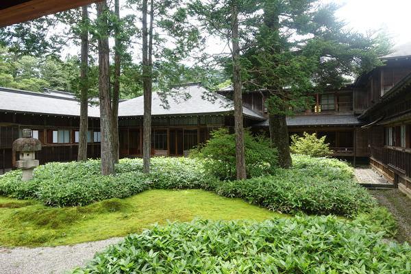 日光 雍容低調的美妙景點–田母澤皇家別墅紀念公園