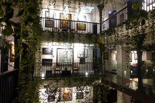 住在藝廊裡–清邁古城Makkachiva精品旅店