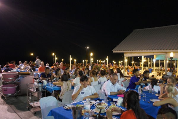 華欣–海景餐廳ChaoLay食記&夜市區地圖攻略
