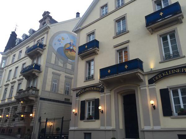 跌進童話世界–德國巴登巴登精品小王子飯店Der Kleine Prinz